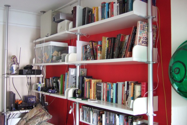 Living Room Book Wall Tomorrow We Can Laugh Play Childrens Games Read Each Other Poetry And Learn Others Names
